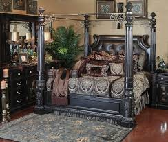 Amazing Of King Size Canopy Bedroom Sets King Canopy Bed Ebay - Brilliant king sized bedroom set home