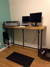 Standing Computer Desk Ikea 42 Best Office Images On Pinterest Standing Desks Office Spaces