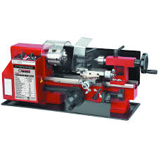 7 in x 10 in precision benchtop mini lathe lathe metal