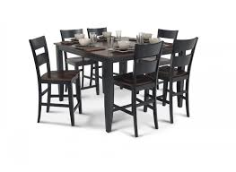 bobs furniture kitchen table set pub 7 dining set dining room sets dining room