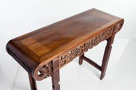 chinese rosewood side table rosewood altar table
