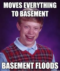 Laundry Room Viking Meme - very attractive flooded basement meme image 251810 laundry room