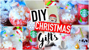 diy christmas gifts easy u0026 affordable holiday gifts youtube