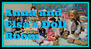 American Home Decor Catalog American Doll Disney Frozen Elsa And Anna U0027s Doll Room Hd