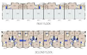 unit designs floor plans kvh design glendon way units floor plans home family flat ho multi