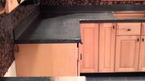 Refinish Kitchen Countertop Kit - nu look refinishing total countertop refinish youtube