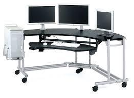 Computer Desk Mobile Mobile Computer Desks Workstations Mobile Computer Desks