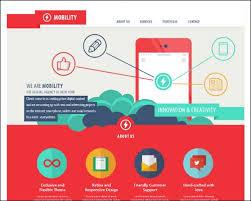 40 best responsive adobe muse templates webdesignerhub com