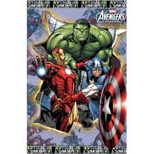 marvel avengers retro framed 3d wall art walmart com