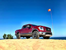 nissan titan fuel capacity 2017 nissan titan review pro 4x is full of v8 fun