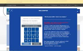 bureau de change banque postale connexion à compte en ligne à la banque postale