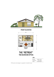 the retreat two bedroom option