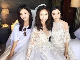 wedding dress di bali taiwanese ruby actor wallace huo at bulgari resort
