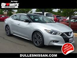 nissan maxima external ground lighting brown u0027s dulles nissan vehicles for sale in sterling va 20166