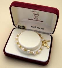 communion jewelry catholic jewelry and rosary personalized bible silver cross
