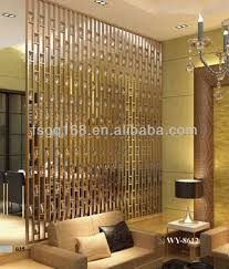 wall partition hall partition wall mounted room divider with aluminum material
