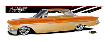 matchbox chevy impala 1961 bubble top boyd coddington