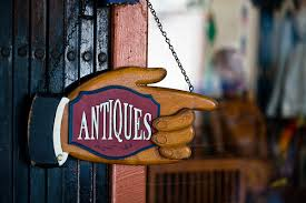 antique and collecting