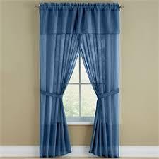 Rod Curtain Windows Single Rod Curtain Sets Brylanehome