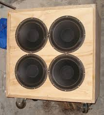 Diy Bass Cabinet Building A Bass Cabinet Memsaheb Net
