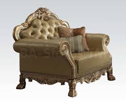 sofa dresden 4710 00 dresden 3 pc sofa set gold sofa sets af 53160 set 3