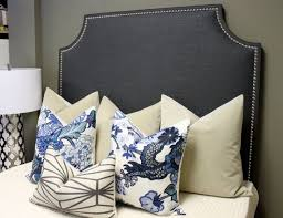 Custom Made Fabric Headboards by 78 Best Headboards Images On Pinterest Upholstered Headboards