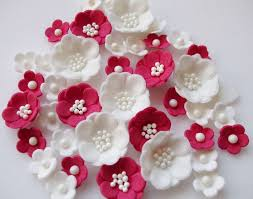 10 red flowers cake decoration high resolution wallpapers