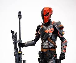 deathstroke costume halloween deathstroke cosplay 9 steps with pictures