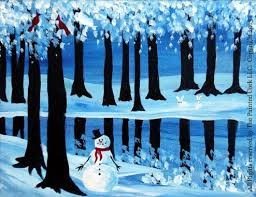 folsom studio 12 22 winter trees 2 hour class ages 21