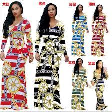 aliexpress com buy 2017 summer dashiki maxi dress traditional