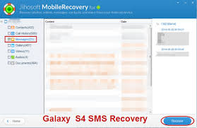 can you recover deleted text messages on android how to recover deleted text messages from samsung galaxy s4