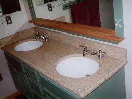 fabulous decorating ideas using brown granite countertops and
