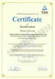 International Power Of Attorney by Rvt Ruixu International Certification Service Center