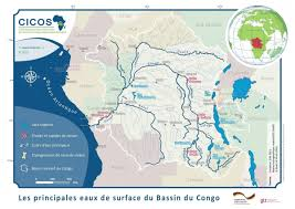 Navigation Map Definition Of Navigation Maps Of The Rivers Congo And Kasaï