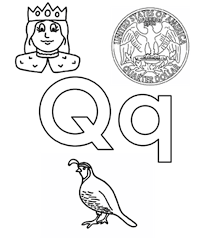 q words alphabet coloring pages alphabet coloring pages of
