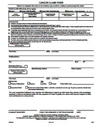 aflac claim form free download create edit fill and print