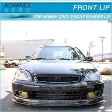 honda civic 2000 parts and accessories for 1999 2000 honda civic ek carbon fiber mug style cf auto parts