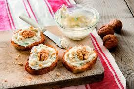 recette de canapé recette de canape al gorgonzola dop il gusto italiano