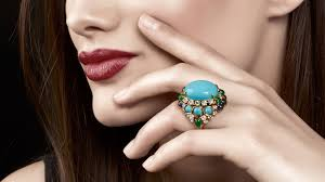 lip rings sale images Sale gold and precious stones rings in italy jpg