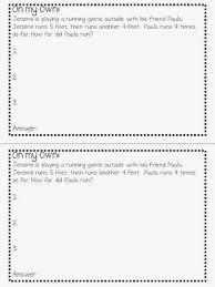multi step word problems 5th grade printable solving multi step word problems like a