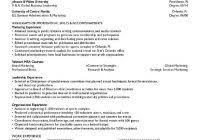 Objective For Mba Resume Mba Resume Objective Free Resume Samples