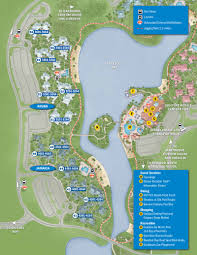 Map Caribbean 2013 Caribbean Beach Resort Guide Map Photo 3 Of 6