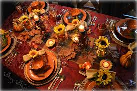 dining delight thanksgiving 2017 tablescape