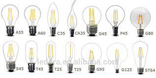 dimmable led light bulbs sale all glass no plastic ra 90 dimmable led light type e14 e12