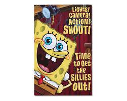 singing birthday text spongebob squarepants singing birthday card american greetings