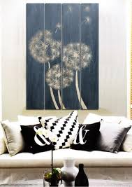 dandelion wood plaques wall 65 best wall images on timber walls wood walls