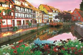 colmar the town of the colors the golden scope