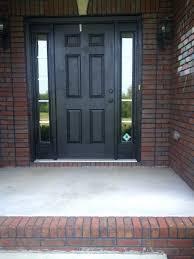 front doors front door front door brick house full image for fun