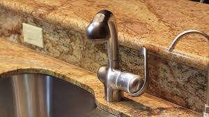 how to tighten grohe ladylux pull out kitchen faucet quick fix