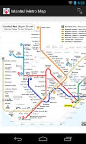 istanbul metro map istanbul metro map free android apps on play